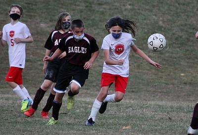 AMHS Boys M.S. Soccer vs LTS photos by Gary Baker