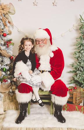 20181117 Santa Pictures