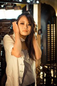 YogaPanda Photography Model: Miya Gu MUA: Daphne Chuan