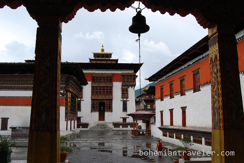 Tashichho Dzong in Thimphu Bhutan (7).jpg