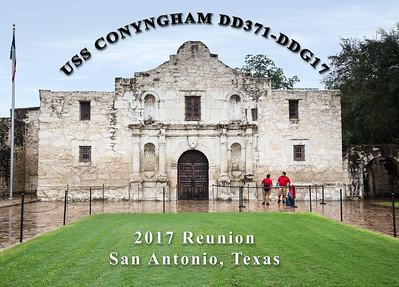 CONYNGHAM Reunion 2017 San Antonio
