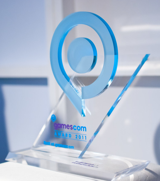 GamesCom 2011 award