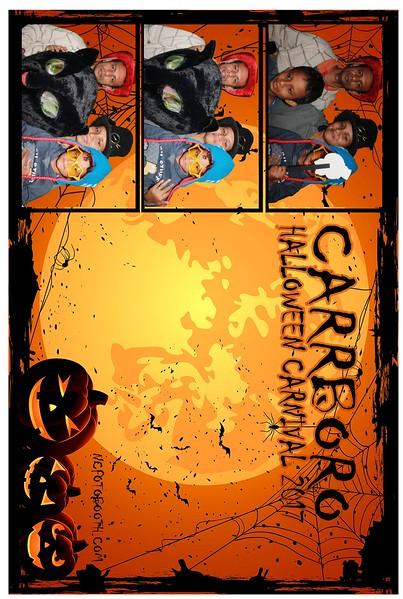 Carrboro Halloween 2017