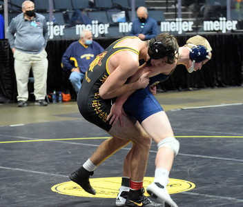 HS Sports - Division 2 Wrestling State Finals 21