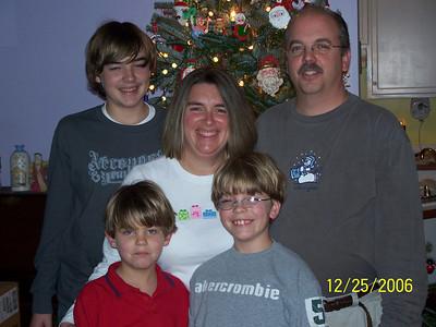 Gibson Christmas 2006!