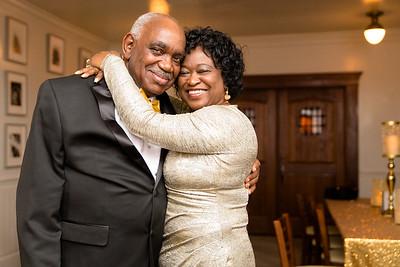 Judge U. W. and Mrs. Barbara Clemon 50th Anniversary Party