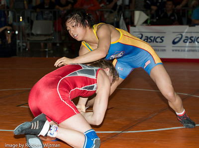 Open Womans Wrestling