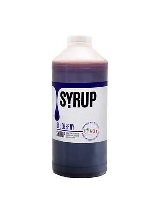 Temp Frut syrups