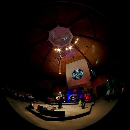 2011-02-19 Fr. Benedykt Concert