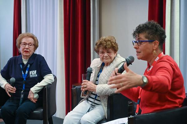 Day 2 - Holocaust Survivors Testimony