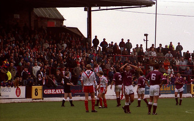 Airdrie v Hearts (1.0) 26 9 92