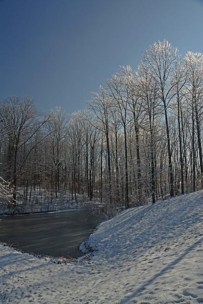 December Pond