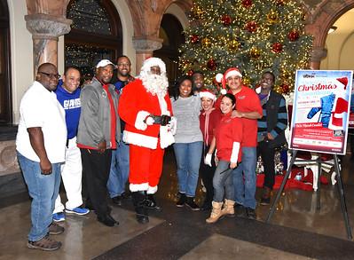 Bringing Christmas Downtown. 12/17/2016