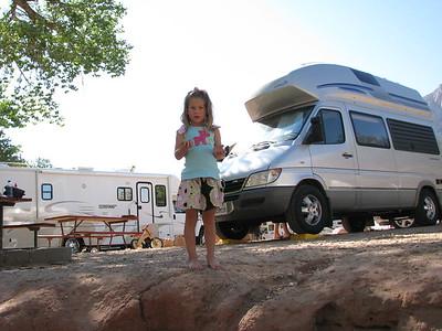 National Parks Tour 2009