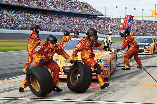 2013 Gatorade Duels at Daytona