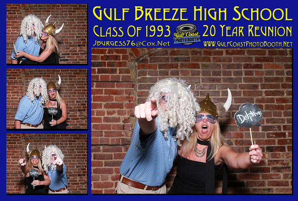 Gulf Breeze 1993 Reunion