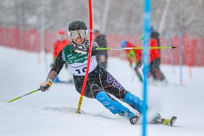 2018-03-09 Slalom Girls Run #2