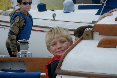 Emerson's 8th <br> A Sailing Adventure