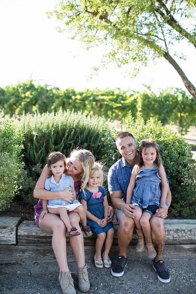 Donovan Family 2016