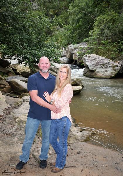 Amy & David engagement