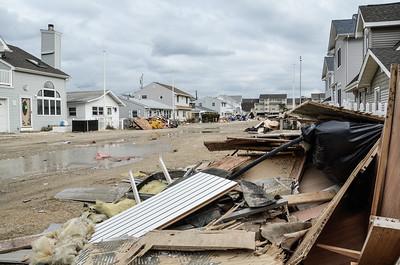 Sandy Meets Jersey Shore