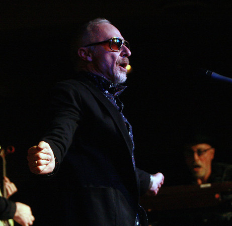 Graham Parker and the Rumour 2012