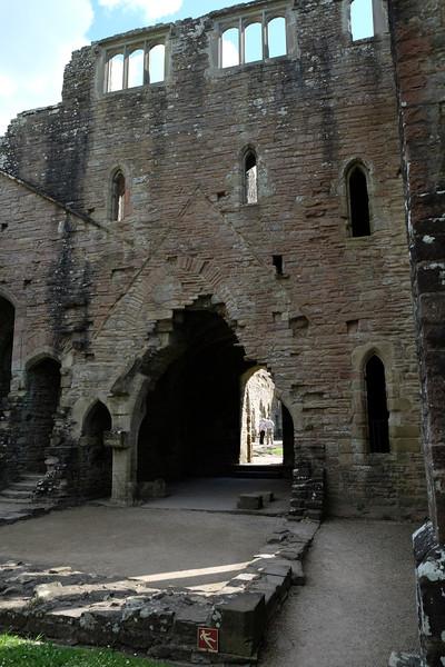 Tintern Abbey - June 2014