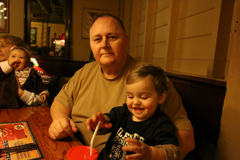 Papa and Oliver