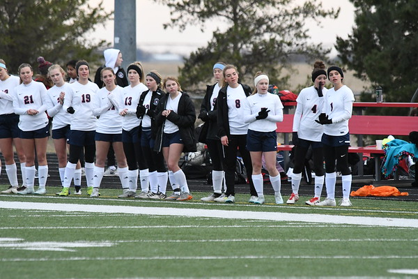 Vasity Girls Soccer vs Elkhorn