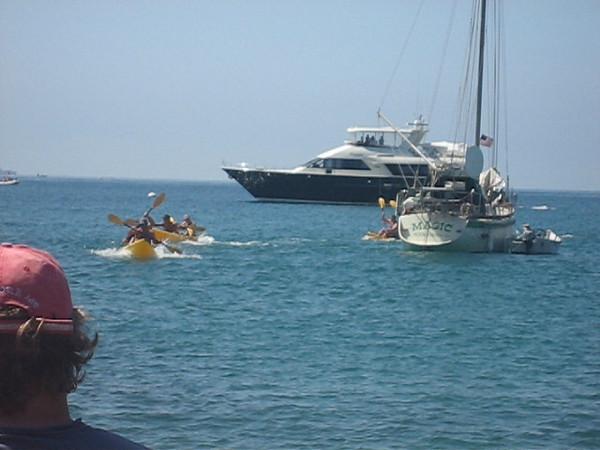 Catalina - June 2010 - video