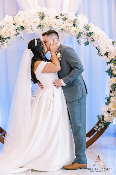 Kamille and Cannen Wedding   Crystal Ballroom Saint Augustine
