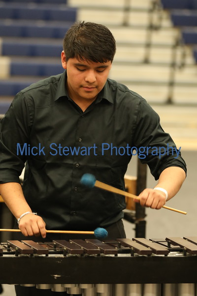East Wake HS Percussion