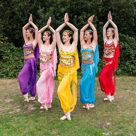 The Arabian Dancers of Tooting