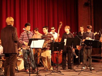 Upper School Fall Music Program