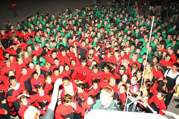Cedar Park - Vista Ridge Area D Celebration (10/25/08)