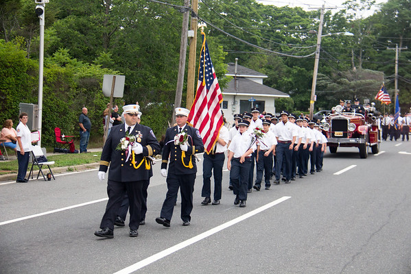 Suffolk County Parade Hosted by Bay Shore 7-9-16