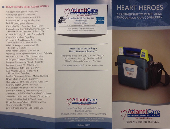 CCH AED 2014