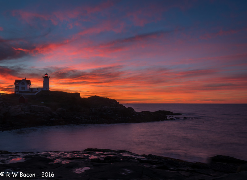 Nubble Light - York, ME.