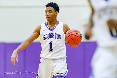 Broughton Basketball