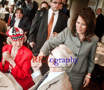Michele Bachmann in Iowa May 27th 2011