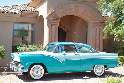 Bob's 1955 Ford Crown Victoria