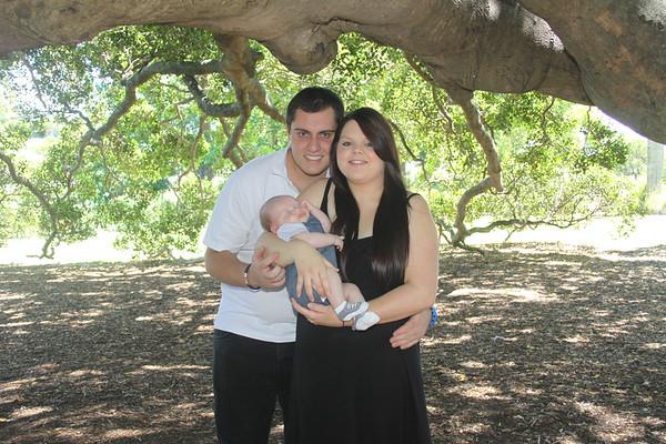 Jess + Tom Family