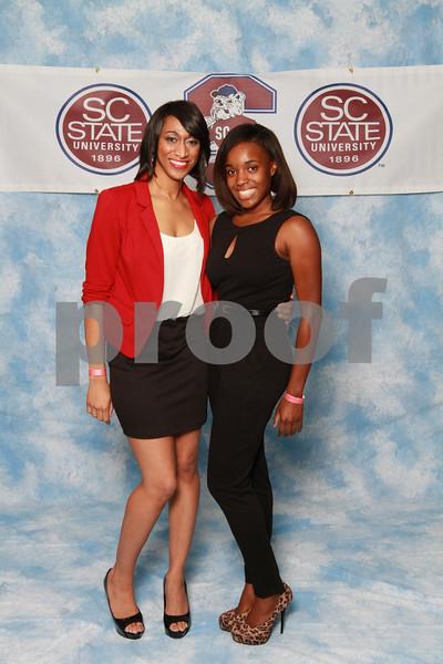 SCSU Atlanta Alumni 100 Blackmen Classic Party Portraits 10-3-2014