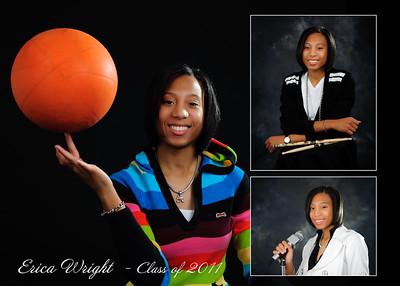 Erica - Senior Portraits in Tucson