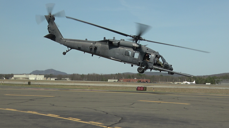 5-2-18...Sikorsky HH-60 Pave Hawk helicopter