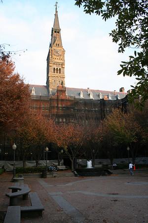 Georgetown University 2005