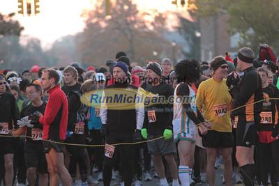 10K Start - 2011 Wicked Halloween Run