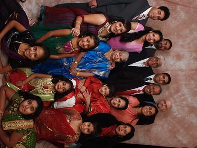 2012 Family photos