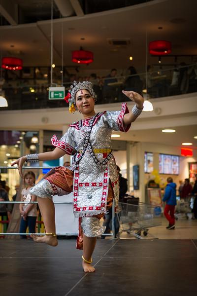 Thai dans på City Lade (20 feb 2015)