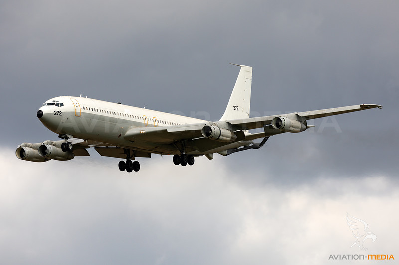 Israel - Air Force | Boeing 707-3L6C Re'em  | 272